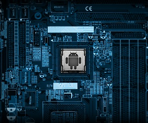 Intel Chip Set Wallpaper for Android