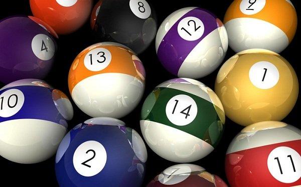 Virtual Billiard Balls