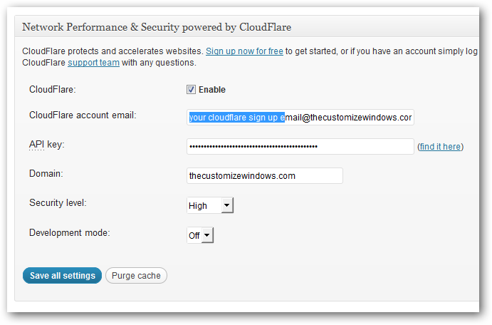 W3 Total Cache Setup with CloudFlare and CDN- Complete Tutorial Guide