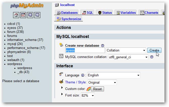 Install Cloud OS