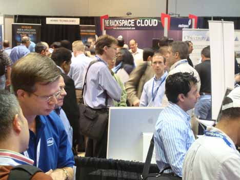 Rackspace at Cloud Computing Expo 468