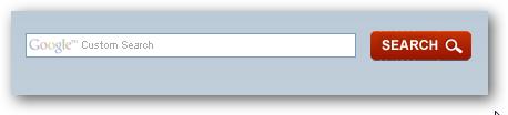 Customize Google Custom Search