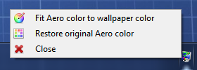 Windows 8 Aero Color Functionality On Windows 7 With Aero Adjuster