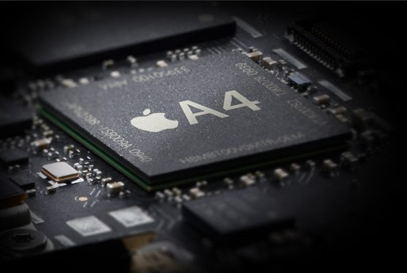 Apple A4 is an ARM processor