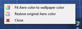 Windows 8 Aero Color Functionality On Windows 7 With Aero Adjuster