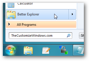 Windows 8 Like Ribbon Style Explorer For Windows 7
