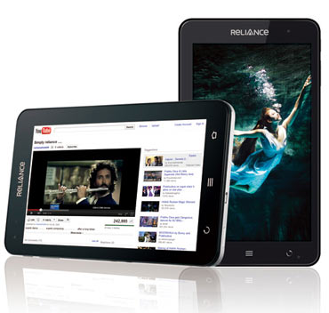 Cheap Android Tablet Review - Reliance 3G Tab Full Review