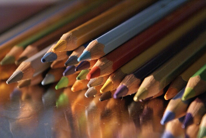 Color Pencils Wallpaper