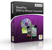 Free Giveaway of SnowFox DVD and Video to iPhone Converter