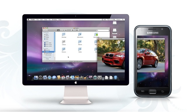 Android Tablet as External Monitor For Windows PC and Mac