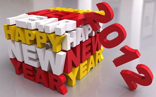 Happy New Year - 2012