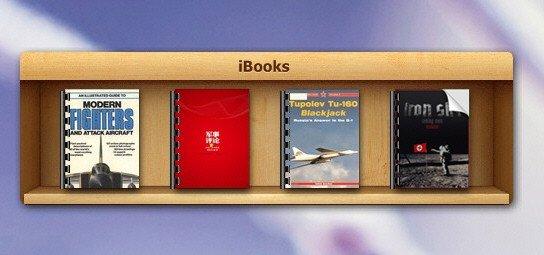 Realistic Book Shelf Widget