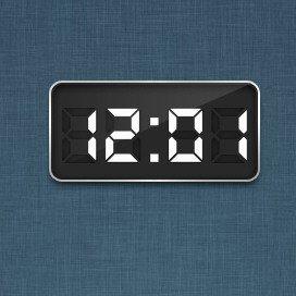 iTime Windows 7 Clock Widget for XWidget