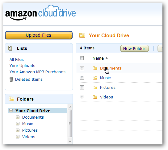 Free Cloud Backup to Amazon Cloud Drive
