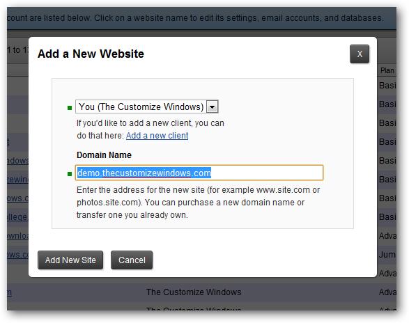 Host Rackspace Cloud Sites Subdomain on Dropbox with