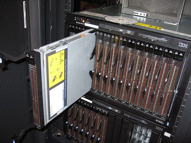 Blade Server - What is Blade Server
