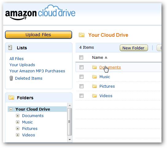 Free Cloud Backup to Amazon Cloud Drive