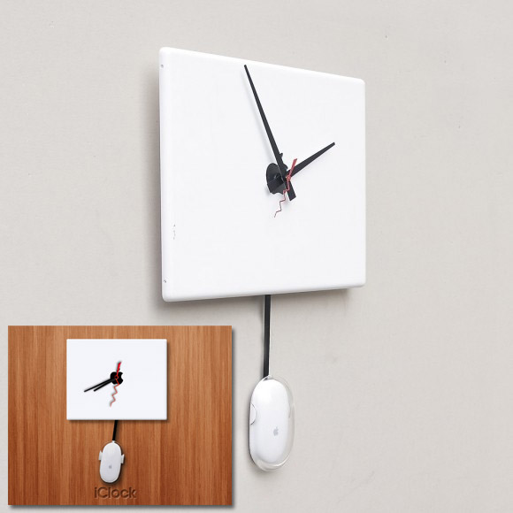 Pendulum Clock Widget for XWidget