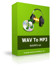 WAV To MP3 Premium Software Worth 29.95 USD Free Giveaway
