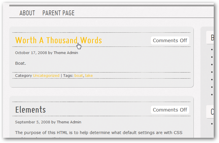 Best WordPress Free Themes