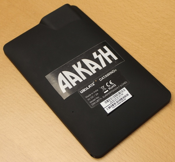 Aakash Tablet is a Worse Offering Than Tata Nano