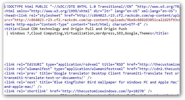 Convert HTML to WordPress 2