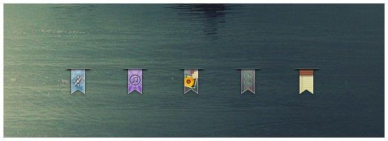 Ribbon Shortcut Icon Widget