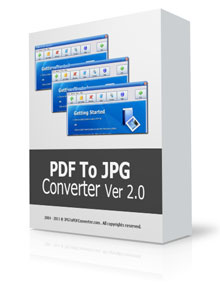 PDF To JPG Converter Premium Software