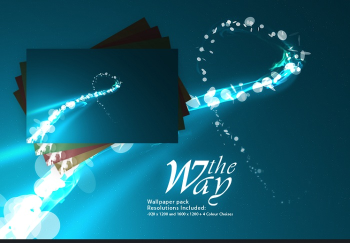 The Way Wallpaper Pack