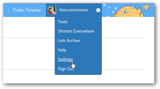 Custom URL Shortener URL With bitly