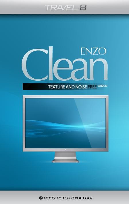 ENZO Clean Wallpaper