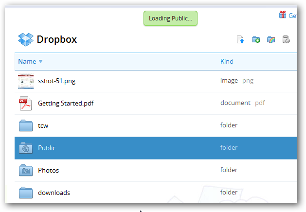 Free Cloud Accounts of Dropbox is Bigger with 16 GB Space