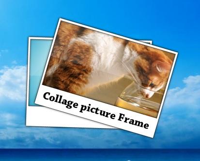 Collage Picture Frame Widget