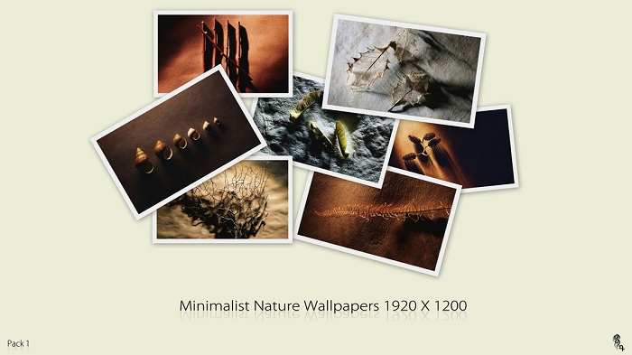 Minimalist Nature Wallpapers Pack