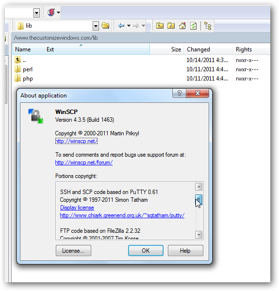 Best Free FTP Client for Cloud WinSCP