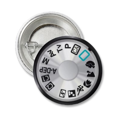 Canon Mode Dial or Setting Knob