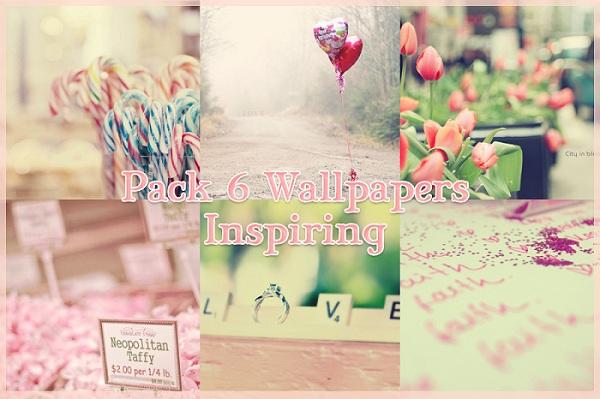 Inspiring Wallpaper Set