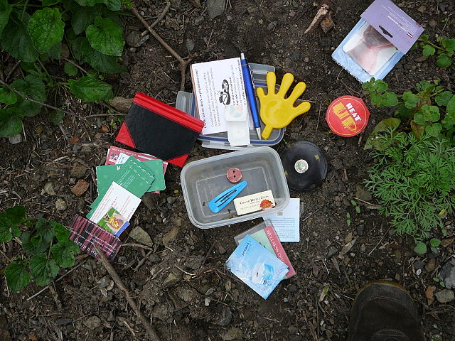 Geocaching - What Geocaching is All About