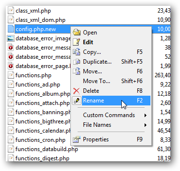 Installing vBulletin Forum Software on Rackspace Cloud