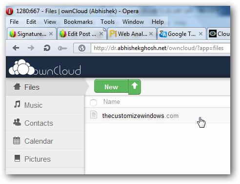 Rackspace ownCloud