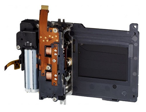 Shutter Button And Shutter Mechanism In Digital Camera