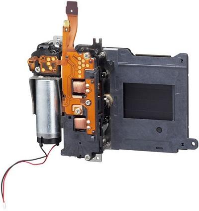 Shutter Of Digital Camera