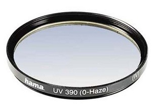 UV Filter in Digital Photography