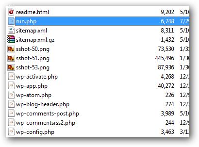 FTP Full Backup