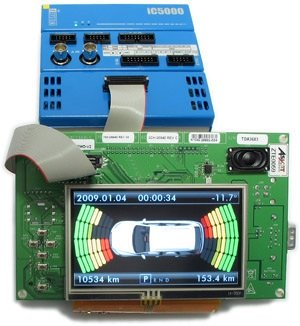 In-circuit emulator