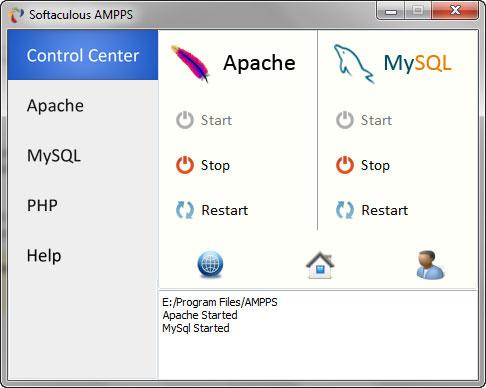 Installing AMPPS to Run WordPress on Windows PC