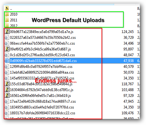 Files not uploading to CDN in WordPress