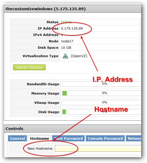 Installing WordPress on Free Cloud VPS from Host1Free
