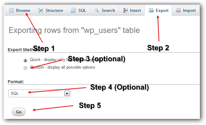 Using Cloud Database Server