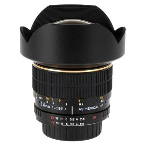 Wide Angle Lens in Digital Photography
